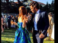 Élodie Frégé : Ivre d'amour au mariage fou des Demaison, avec Gian Marco