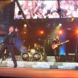 La tournée 66 Tour de Johnny Hallyday au Stade de France le 31 mai 2009
