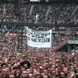 La tournée 66 Tour de Johnny Hallyday au Stade de France le 31 mai 2009