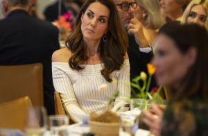 Kate Middleton : Tenue recyclée mais bijoux luxueux, un look divin