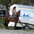 Amy Winehouse en vacances à St Lucie en avril 2009