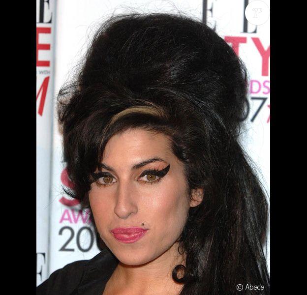 Amy Winehouse en mai 2007