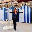 Julie Pietri lors de l'ouverture de la 33ème édition du festival du film romantique de Cabourg, France, le 13 juin 2019. © Giancarlo Gorassini/Bestimage