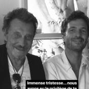 """Mort de Philippe """"Zdar"""" : Laeticia Hallyday bouleversée après l'accident"""