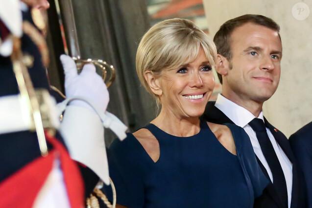 Brigitte Macron Plus Agee Qu Emmanuel Je Deteste Le Mot