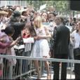 Cameron Diaz lors de la remise de son étoile sur le Walk of Fame le 22 juin 2009 à Los Angeles
