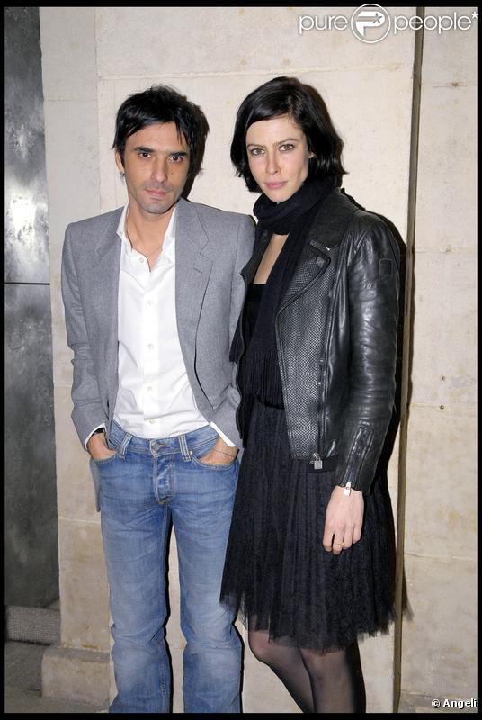 Samuel Benchetrit et Anna Mouglalis