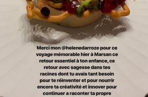 Laeticia Hallyday, ses filles et Jean Reno : soirée Top Chef chez Hélène Darroze