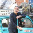 """Jean Reno - Photocall du film """"4 Latas"""" à Madrid. Le 27 février 2019"""