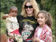Madonna veut emmener la petite Mercy au Mur des Lamentations !