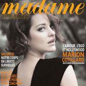 """Quand Marion Cotillard ouvre son coeur : """"Je veux des enfants, j'en ai envie et j'y pense"""""""
