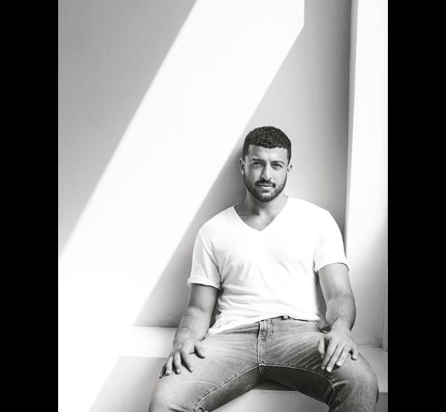 Photo de Khalid Al Qasimi- Capture Instagram via @marianovivanco.