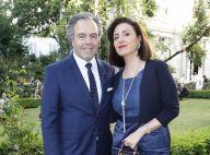 Luc Chatel et sa épouse Mahnaz Hatami célèbrent Venise avec Énora Malagré