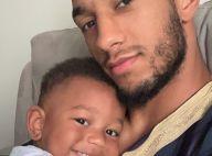 Tony Yoka, papa gaga : Son bébé boxe déjà avec lui !
