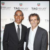 Quand le mythique Steve McQueen rencontre Lewis Hamilton... les people hallucinent ! Regardez !