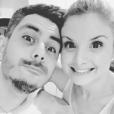 Benoît (Mariés au premier regard) et sa petite amie Anaïs en 2018.
