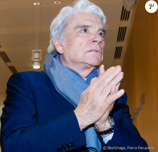 Bernard Tapie - Affaire Tapie : plaidoirie des avocats de la défense, Tribunal de Paris , 11ème chambre correctionnelle, 2ème section, Paris le 4 avril 2019. ©Pierre Perusseau / Bestimage