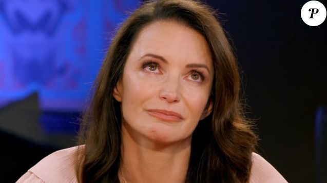 Kristin Davis invitée de Red Table Talk, juillet 2099