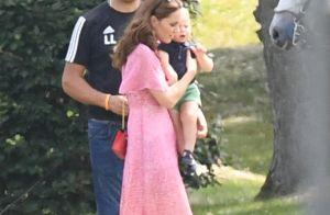 Kate Middleton : Look estival pour une sortie avec ses enfants boute-en-train