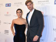 Eva Longoria et Giovanni Bonamy : duo glamour au Global Gift Gala
