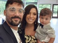 Zaho et Florent Mothe en couple : nouvelle photo de famille avec leur petit Naïm
