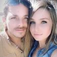 """Elodie de """"Mariés au premier regard 3"""" et son petit ami - Instagram, 9 avril 2019"""