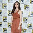 """Nicole Maines - """"Supergirl"""" - 3ème jour - Comic-Con International 2019 au """"San Diego Convention Center"""" à San Diego, le 20 juillet 2019."""