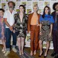 "Alison Wright, Lena Hall, Mickey Sumner, Jennifer Connelly, Daveed Diggs - ""Snowpiercer"" Press Line - 3ème jour - Comic-Con International 2019 au ""San Diego Convention Center"" à San Diego, le 20 juillet 2019."