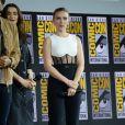 """Scarlett Johansson - """"Marvel Studios"""" - 3ème jour - Comic-Con International 2019 au """"San Diego Convention Center"""" à San Diego, le 20 juillet 2019."""