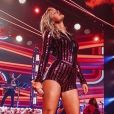"Taylor Swift au concert ""Prime Day"" d'Amazon Prime Video. New York, juillet 2019."