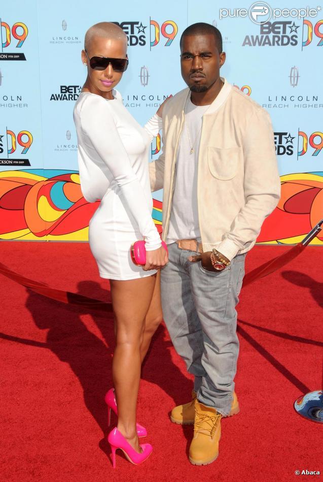 amber rose kanye. Kanye+amber+wiz