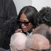 """Azzedine Alaïa : Naomi Campbell rend hommage à son """"papa"""" décédé"""