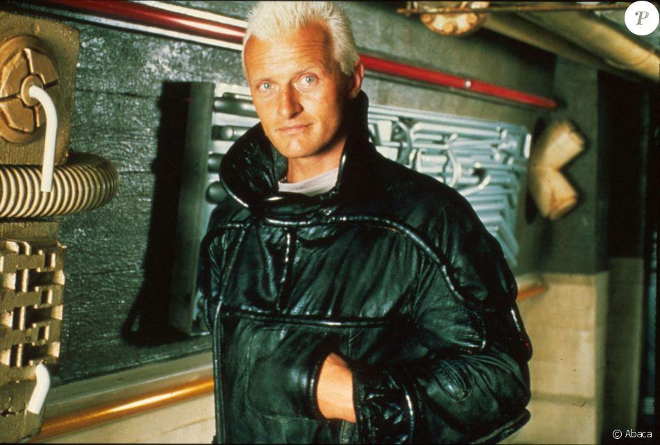 """Rutger Hauer, l'acteur de """"Blade Runner"""", est mort le 19 juillet 2019 à 75 ans."""