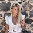 Kelly Vedovelli le 24 juillet 2019.