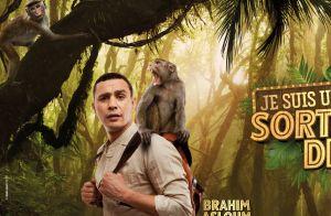 Je suis une célébrité - Brahim Asloum abandonne :