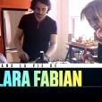 Lara Fabian et son mari Gabriel, ont reçu chez eux à Montréal les caméras du magazine de TF1 50' Inside, diffusé le 27 juillet 2019.