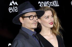 Johnny Depp blessé sur un brancard à cause d'Amber Heard, il raconte