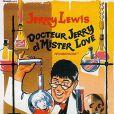 Affiche de Docteur Jerry et Mister Love de Jerry Lewis, sorti en 1963