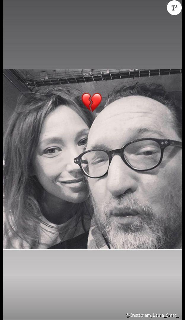 Laura Smet en deuil après la mort de son ami et acteur Clément Thomas, sur Instagram le 31 juillet 2019.