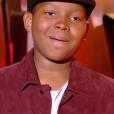 """Roger dans """"The Voice Kids 6"""" vendredi 23 août 2019 sur TF1."""