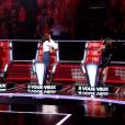 """Les coachs dans """"The Voice Kids 6"""" vendredi 23 août 2019 sur TF1."""