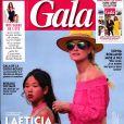 """Magazine """"Gala"""", en kiosques le 1er août 2019."""
