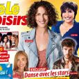 "Magazine ""Télé Loisirs"" en kiosques lundi 5 août 2019."