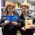 Igor et Grichka Bogdanoff (Bogdanov) - Salon du Livre à la Porte de Versailles de Paris, le 17 mars 2019. © Lionel Urman/Bestimage17/03/2019 - Paris