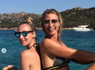 Alexandra Lamy et Audrey Lamy, soeurs canons en bikini !