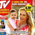 Magazine  TV Grandes Chaînes  en kiosques le 5 août 2019.