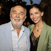 Gérard Jugnot et Patricia, Nagui et Mélanie : les couples de sortie à Ramatuelle