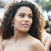 Tina Kunakey s'affiche sans maquillage : Vincent Cassel épaté
