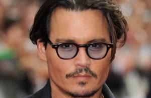 Johnny Depp déclare quant à la taille de son sexe :
