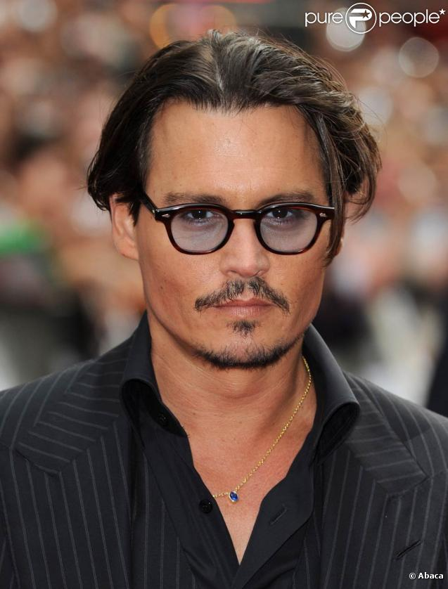 Johnny Depp... gâté par Dame Nature !